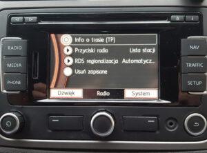 RNS310 CD SD