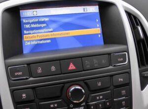 Opel NAVI 600 900 SD