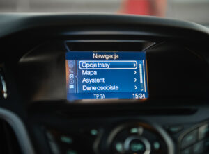 Ford MFD SD LOW Sony Sync