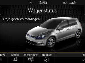 Volkswagen Discover Media Delphi MIB STD2