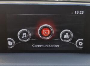 Mazda MZD Connect NAVTEQ